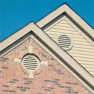 Improperly Installed Attic Vent Chutes Promise Ventilation And Are Responsible For Mold Growth